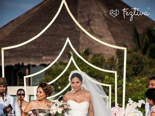 La boda de Alaine y Jenner 1
