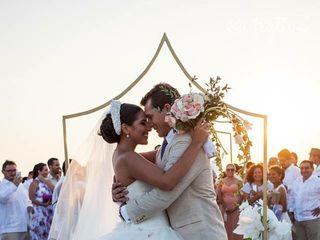La boda de Alaine y Jenner 2