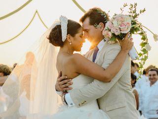 La boda de Alaine y Jenner
