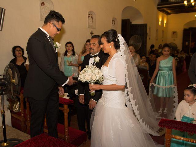 La boda de Alam y Sandy en Mérida, Yucatán 15