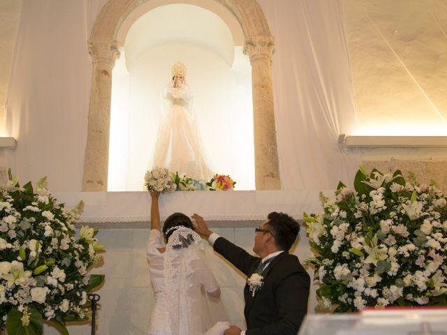La boda de Alam y Sandy en Mérida, Yucatán 17