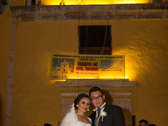La boda de Alam y Sandy en Mérida, Yucatán 18