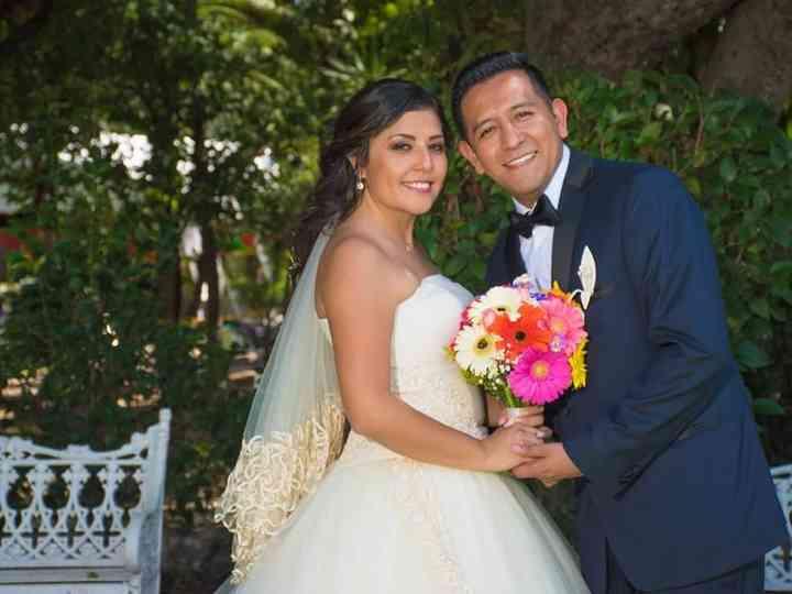 La boda de Dulce y Andrés