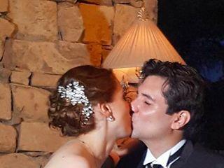 La boda de Ximena y Israel 3