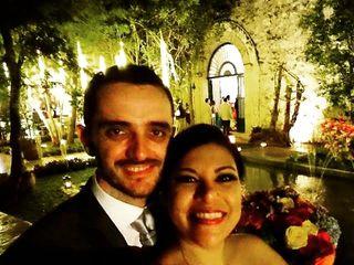 La boda de Melina y Toni 1
