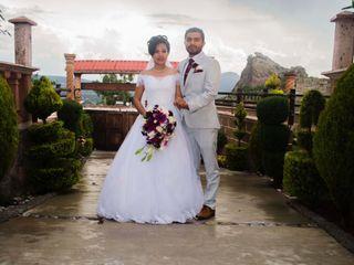 La boda de Felipe y Abigail