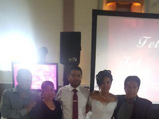 La boda de Felipe y Abigail 2