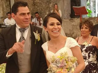 La boda de Michelle y Alberto