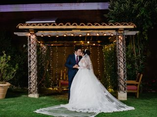La boda de Aaron y Emy