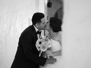 La boda de Dulce y Andrés 1