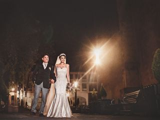 La boda de Paola y Sinuhé