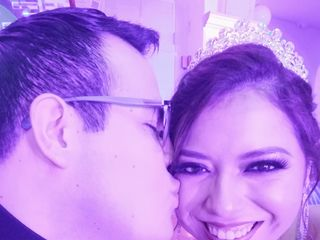 La boda de Raquelin y Javier 2