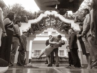 La boda de Xóchitl y Gildardo