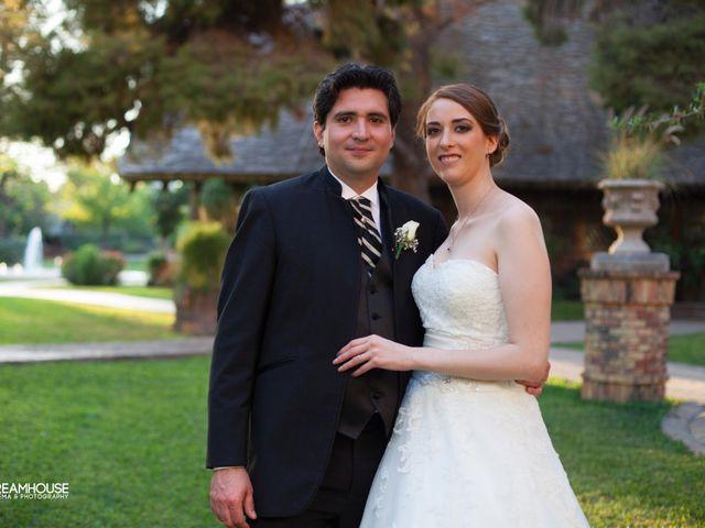 La boda de Ximena y Israel