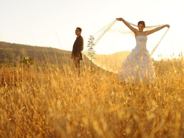La boda de Vanessa y Josué