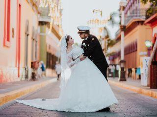 La boda de Valentina y Miguel