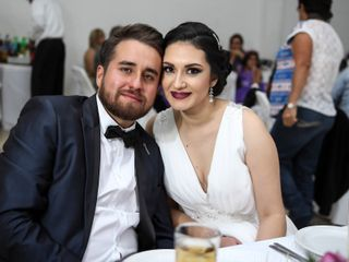 La boda de Gisela y Daniel