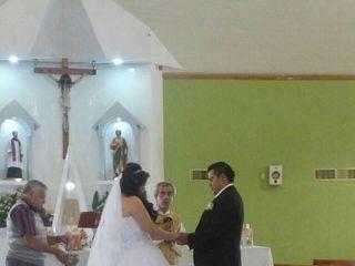 La boda de Fabiola  y Miguel  2