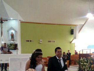 La boda de Fabiola  y Miguel  3