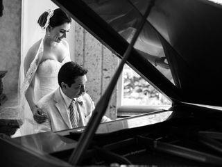 La boda de Adriana y Pepe
