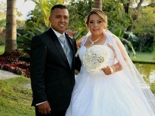 La boda de Angélica  y Jesús