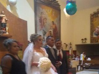 La boda de Angélica  y Jesús 2