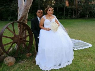 La boda de Angélica  y Jesús 3