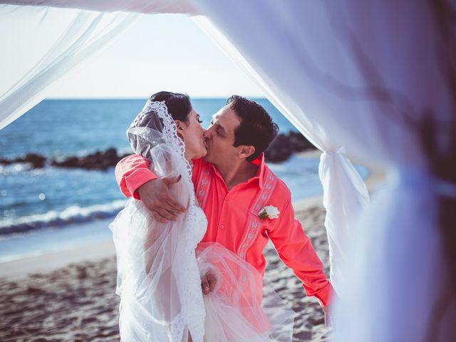 La boda de Pepe y Adriana en Puerto Vallarta, Jalisco 2