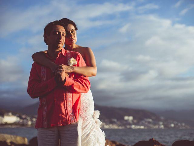 La boda de Pepe y Adriana en Puerto Vallarta, Jalisco 9