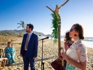 La boda de Charles y Ximena 1