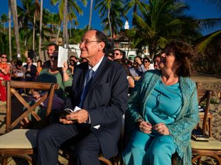 La boda de Charles y Ximena 3