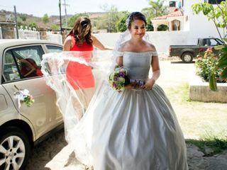 La boda de Mily y Sergio 1