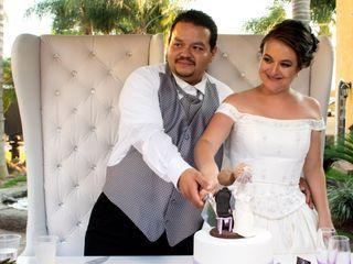 La boda de Mily y Sergio