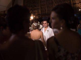 La boda de Fernanda y Cuahutemoc 3