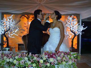 La boda de Daniela y David