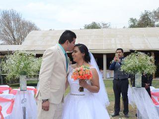 La boda de Daniel y Arely 1