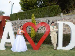 La boda de Daniel y Arely 2