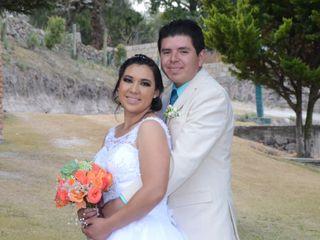 La boda de Daniel y Arely