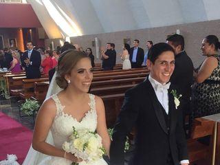 La boda de Fernanda y Christian 2