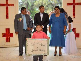 La boda de Karina y Juan Pedro 2