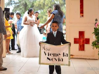 La boda de Karina y Juan Pedro 3