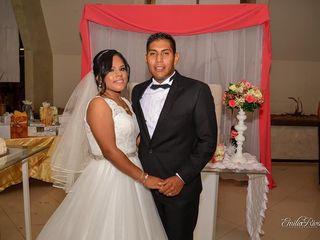 La boda de Karina y Juan Pedro