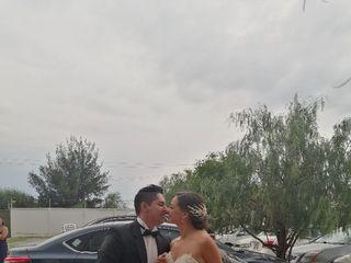 La boda de Vanessa  y Oscar  2