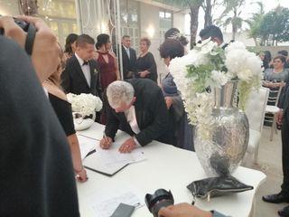La boda de Vanessa  y Oscar  3