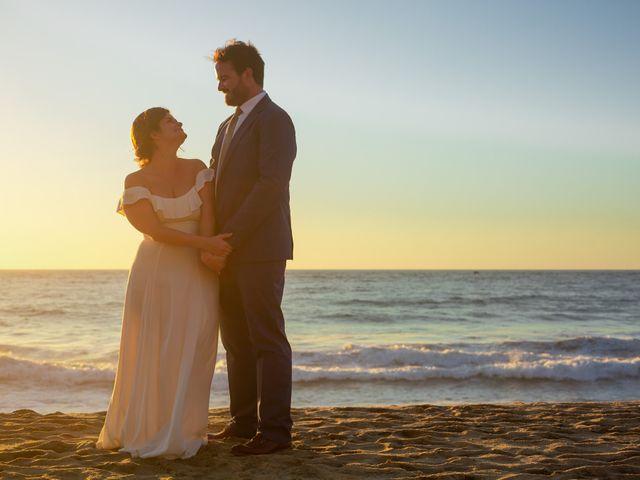 La boda de Charles y Ximena