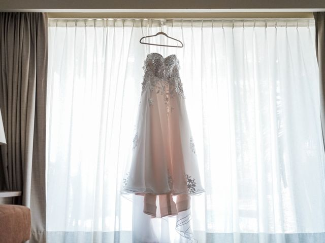 La boda de Gustavo y Ariadna en Cozumel, Quintana Roo 9