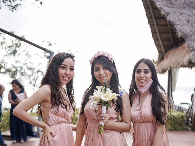 La boda de Gustavo y Ariadna en Cozumel, Quintana Roo 16