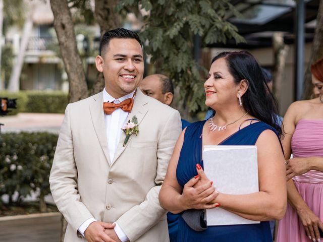 La boda de Gustavo y Ariadna en Cozumel, Quintana Roo 17