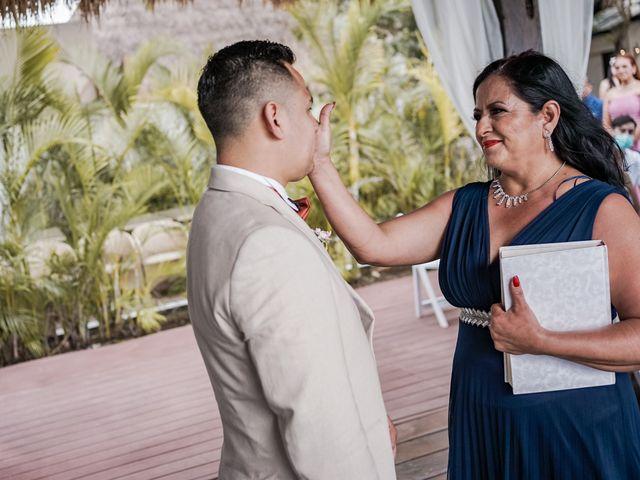 La boda de Gustavo y Ariadna en Cozumel, Quintana Roo 19