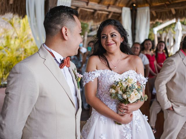 La boda de Gustavo y Ariadna en Cozumel, Quintana Roo 26